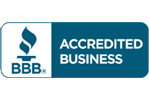 Schaible Concrete is accredited by Better Business Bureau
