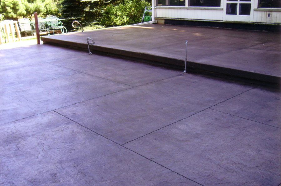 example of work by Schaible Concrete